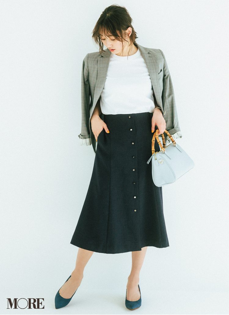 ユニクロコーデ特集 - プチプラで着回せる、20代のオフィスカジュアルにおすすめのファッションまとめ_6