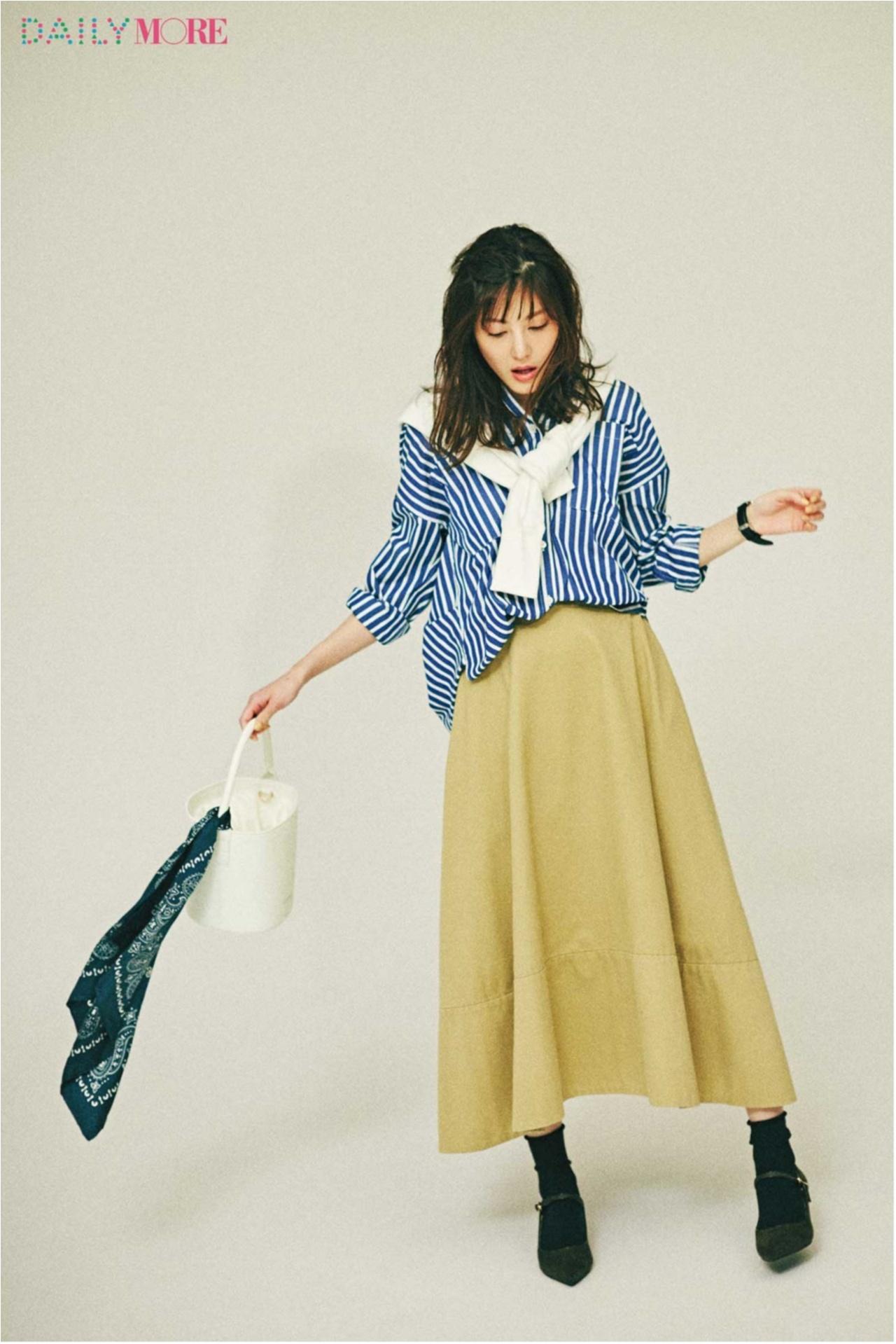 """""""いつもの服""""の鮮度をグッと上げる♪「+ソックス」の技ありコーデまとめ♡_1_18"""