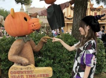 TDL 【ディズニー・ハロウィーン2019】今年もハロウィーンの季節がやってきました!
