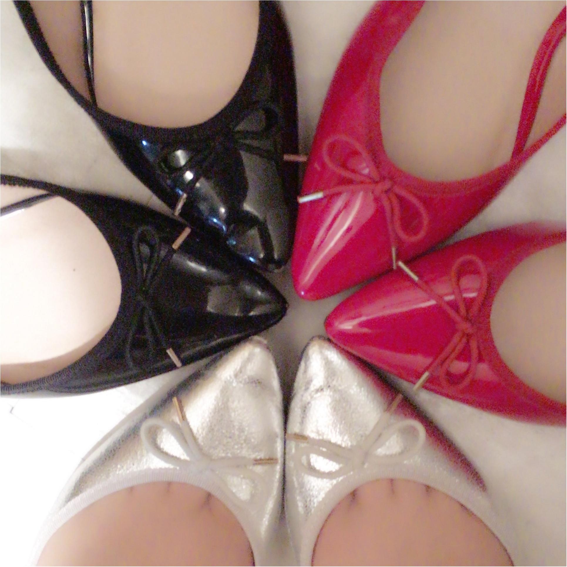 大人気!GUポインテッドバレエシューズ今から買うなら、選ぶべきカラーはこれ!!♡_1