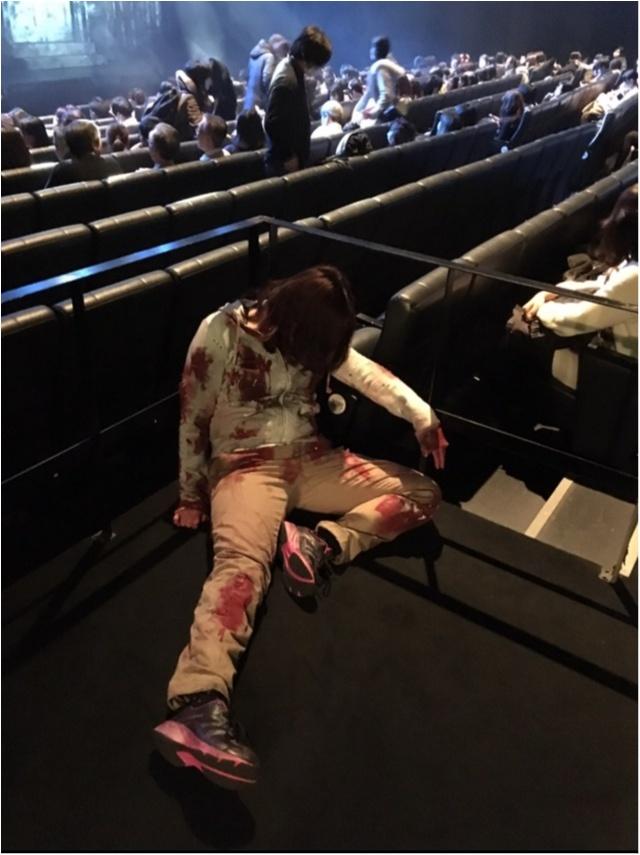 超体感型ステージ!【バイオハザード】まりこサマの舞台観にいってきました!_6