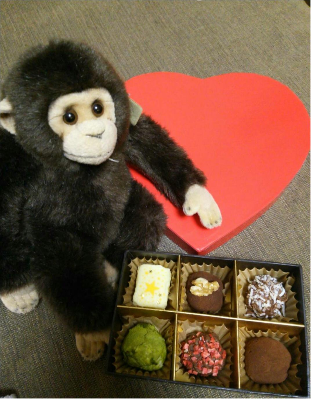 ♡!【バレンタインに間に合う】私が作ったのは、簡単で美味しいトリュフ♡!_2