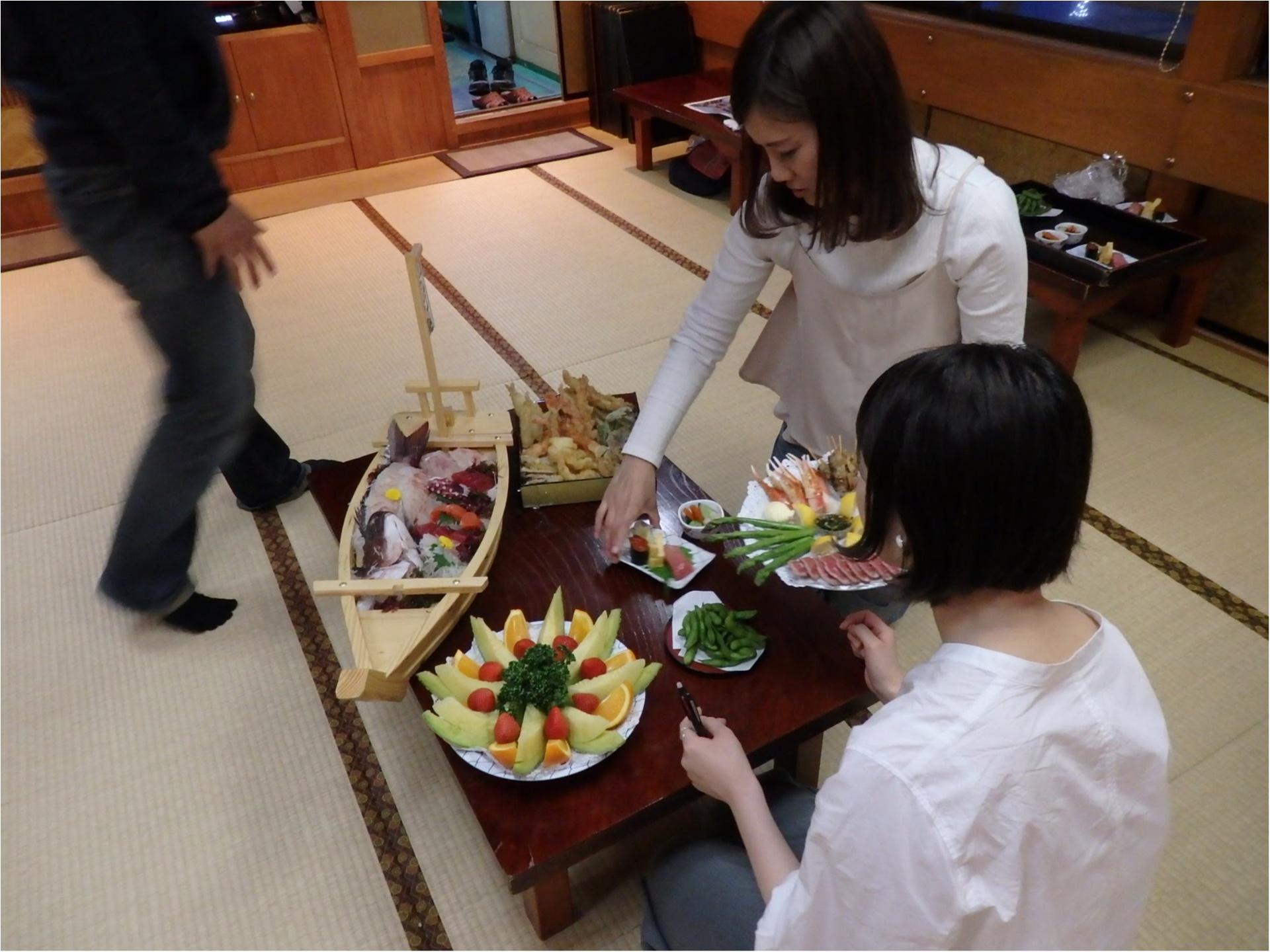 ゆかた屋形船女子会♡MORE8月号掲載『トレンドプレゼン大会』裏側レポ♡_10