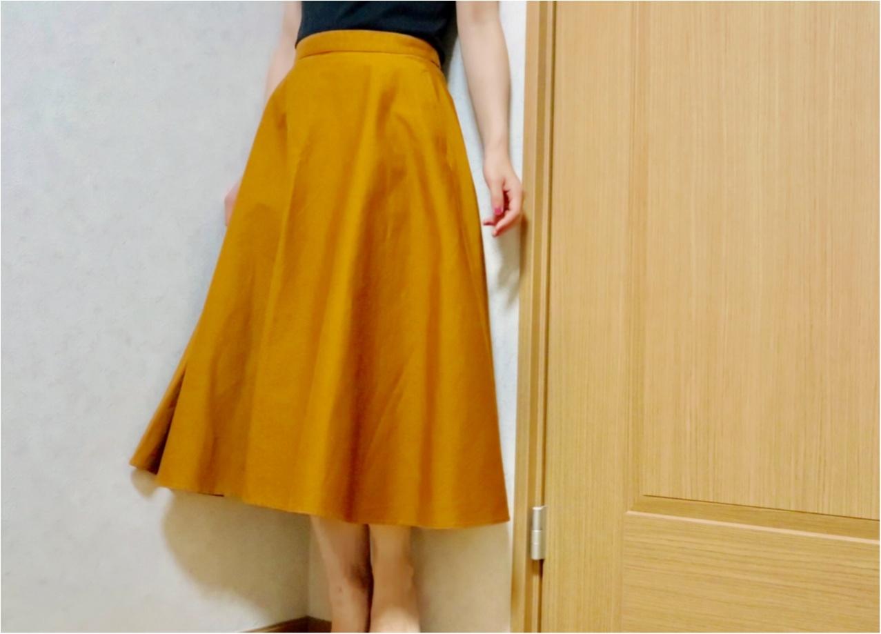【8/16までお買得♡】ユニクロの《サーキュラースカート》を買うべき理由!_2