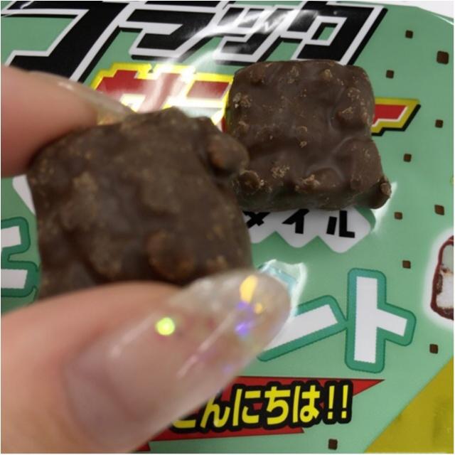 チョコミン党必見!♡ブラックサンダープリティスタイルチョコミントがおいしすぎる♡_2
