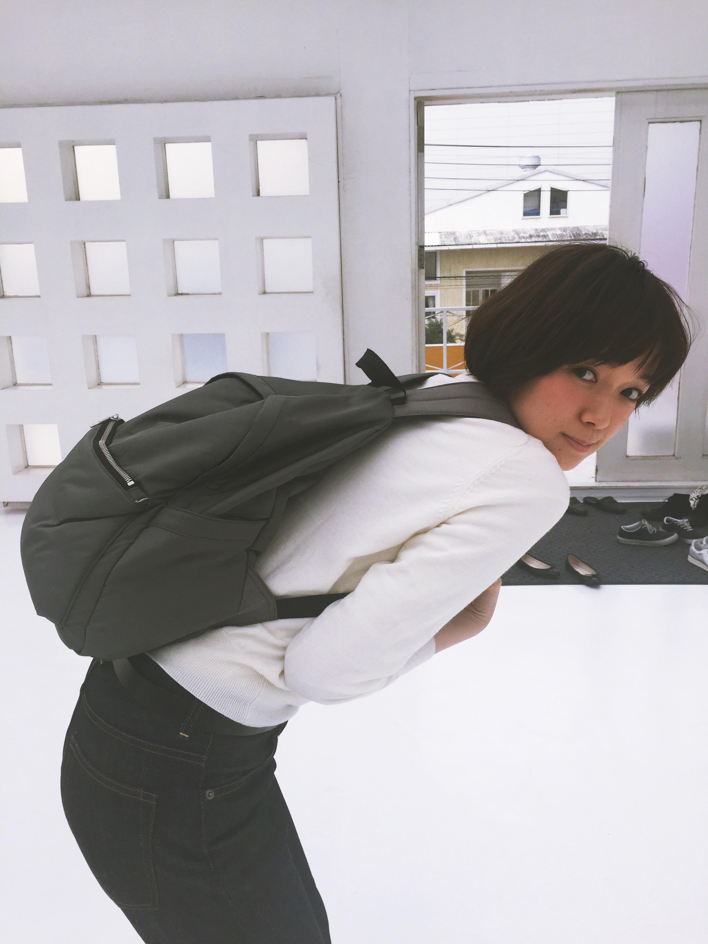 【コレ買っちゃいました!】スタッフの相棒リュックご紹介!(後編)_1