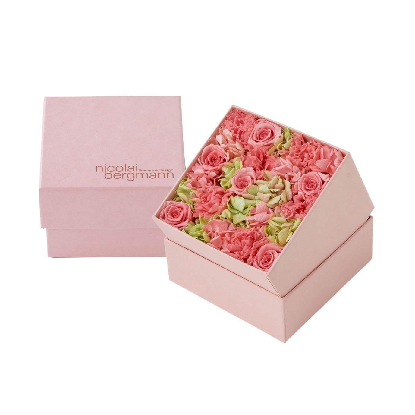 『ニコライ・バーグマン』の「母の日限定フラワーボックス」を大好きなお母さんへ贈ろう♡_2