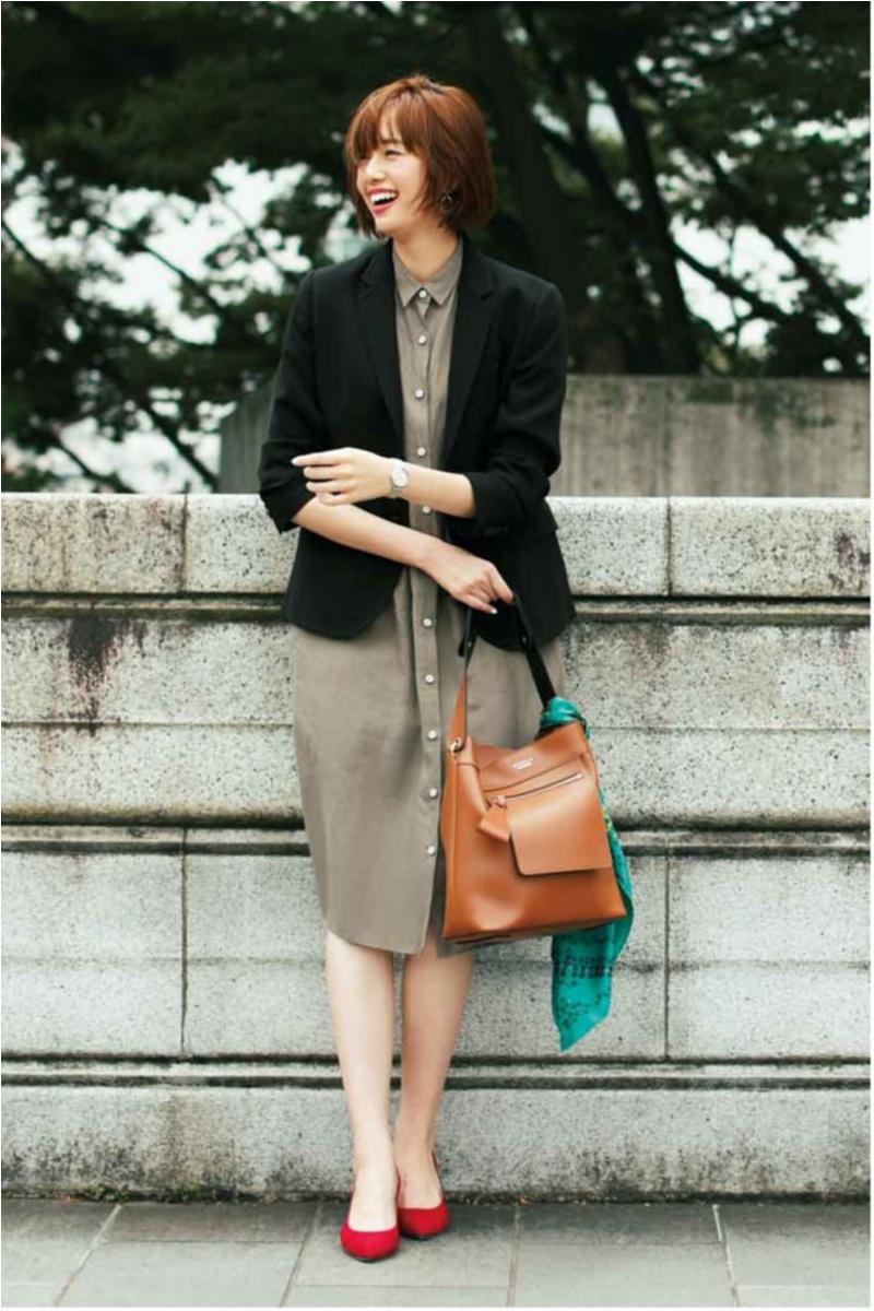 秋を感じ始める時季にぴったりな【秋色】コーデ20選  | ファッション_1_4