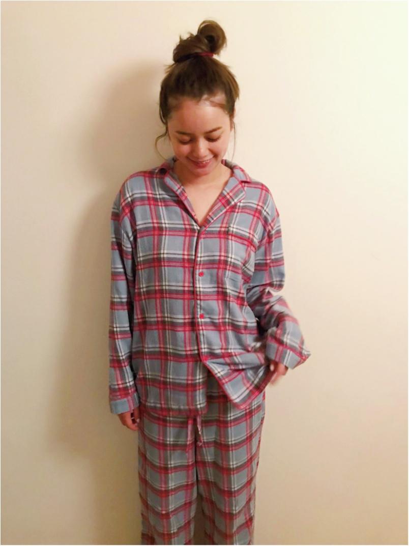 【お気に入りの部屋着を見せて!】岸本セシルちゃんは、ボーイッシュなパジャマ☆_1
