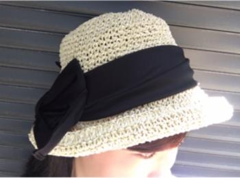 【夏小物】全力で夏を楽しむなら!《CA4LA》の麦わら帽子が断然お気に入り♪