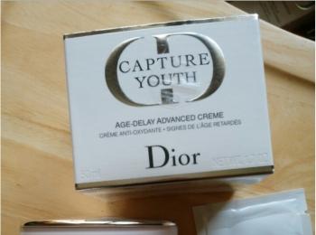 【Dior】サインに気付いてからでは遅いエイジングケア カプチュールユースシリーズが凄い