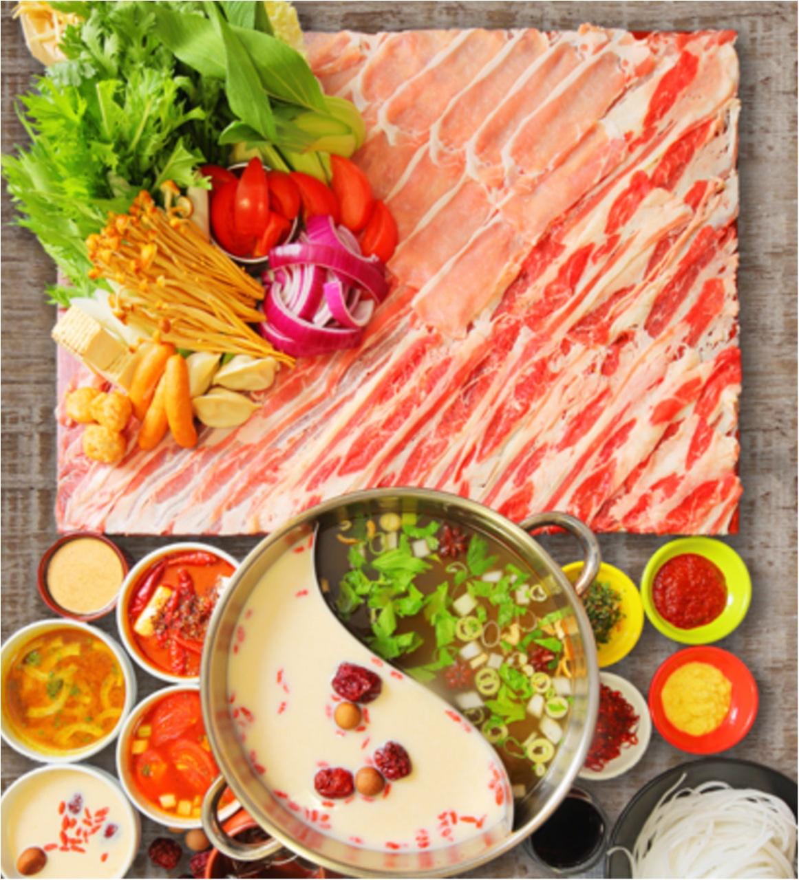 そろそろお鍋の季節♡ ハワイで大人気のスープが選べる「ホットポット」を『アロハテーブル』へ食べに行こう!【2/28(水)まで】_1