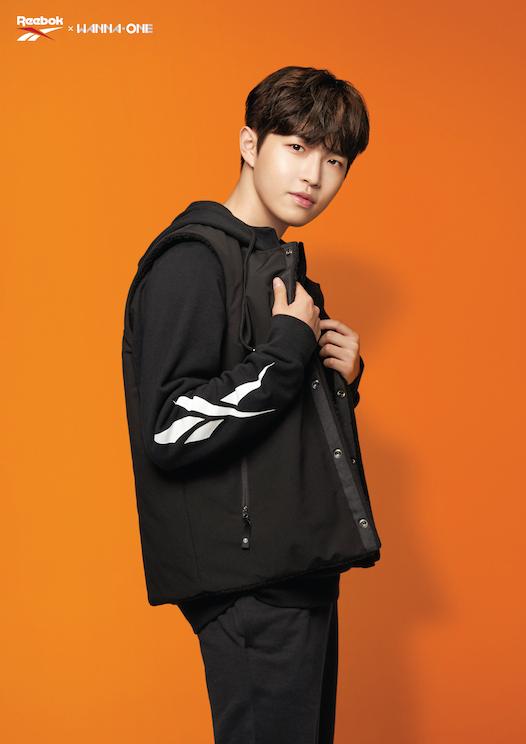 """K-POPアイドルグループ""""Wanna One""""が『リーボック クラシック』のブランドアンバサダーに就任!_2_2"""