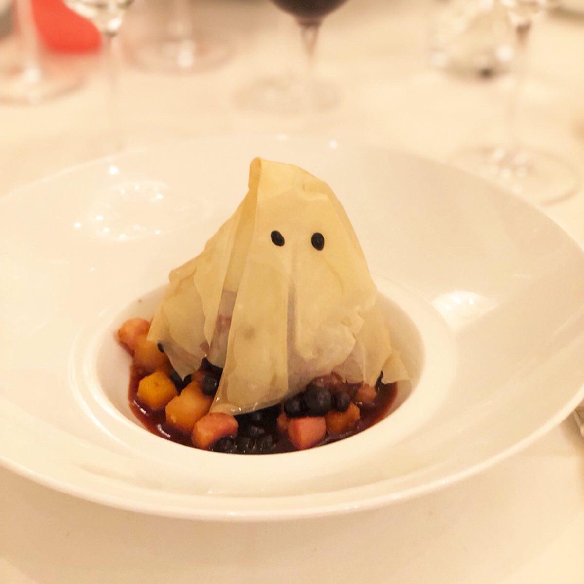 【西麻布】お洒落なレストラン ハロウィンパーティーに行ってきました♡_6