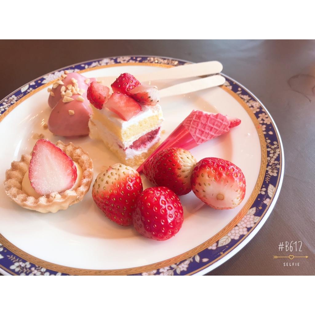 春を先取り!鎌倉プリンスホテルのストロベリースイーツ&ライトミールブッフェ2019 ♡♡_5
