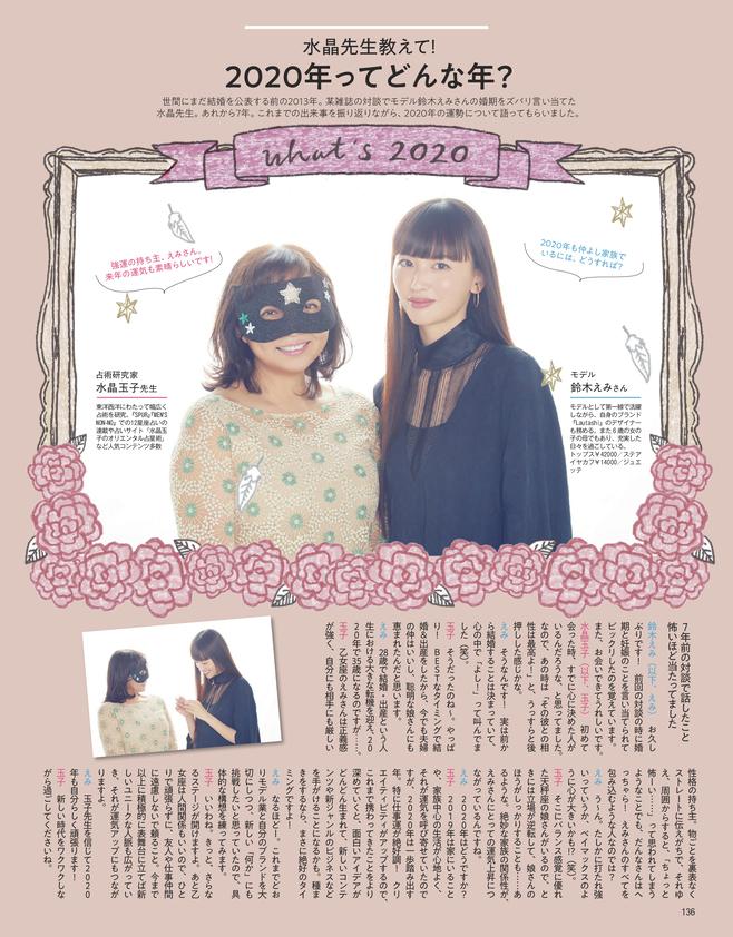 水晶玉子の12星座別「寿占い」(2)