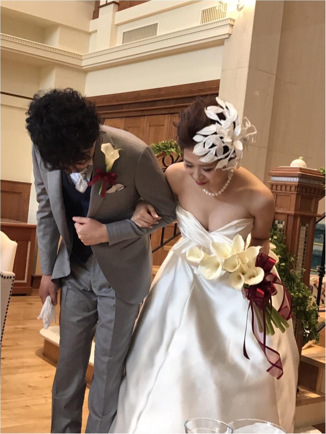 【ゆい婚】大好きなみんなに囲まれて過ごした最高の結婚式♡~今年の思い出を振り返り~_4