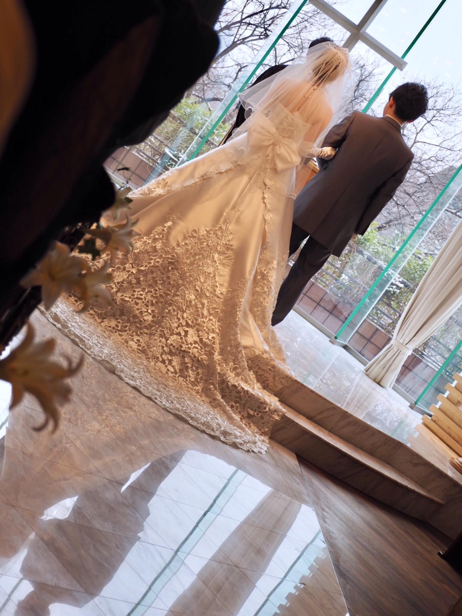 【椿山荘】Reina❤️ちゃんの和やか結婚式_7