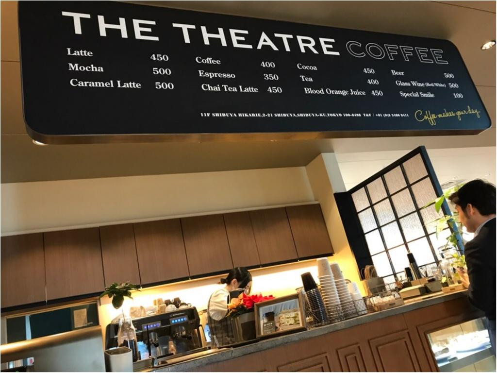 ラテアート世界選手権で入賞したバリスタが在籍する《THE THEATRE COFFEE 》★渋谷でひと息つくのにピッタリの【コーヒースタンド】_2