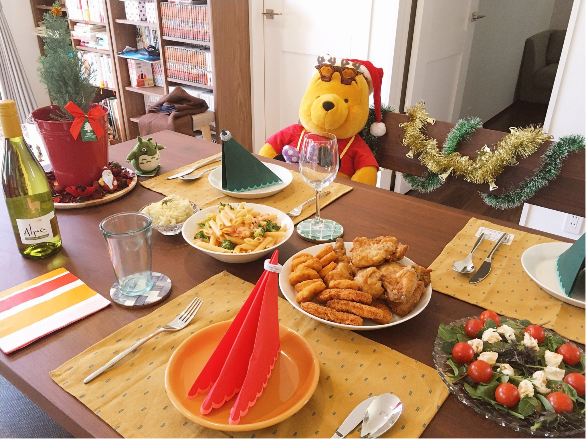 ♡今年のクリスマスはホームパーティ♡誕生日サプライズも有り♪_4