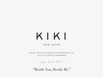 【独占取材】 伊藤千晃さんのブランド『KIKI AND DAYS』が限定ショップをオープン! photoGallery