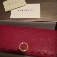《2018年》心機一転♡「BVLGARI」のお財布に