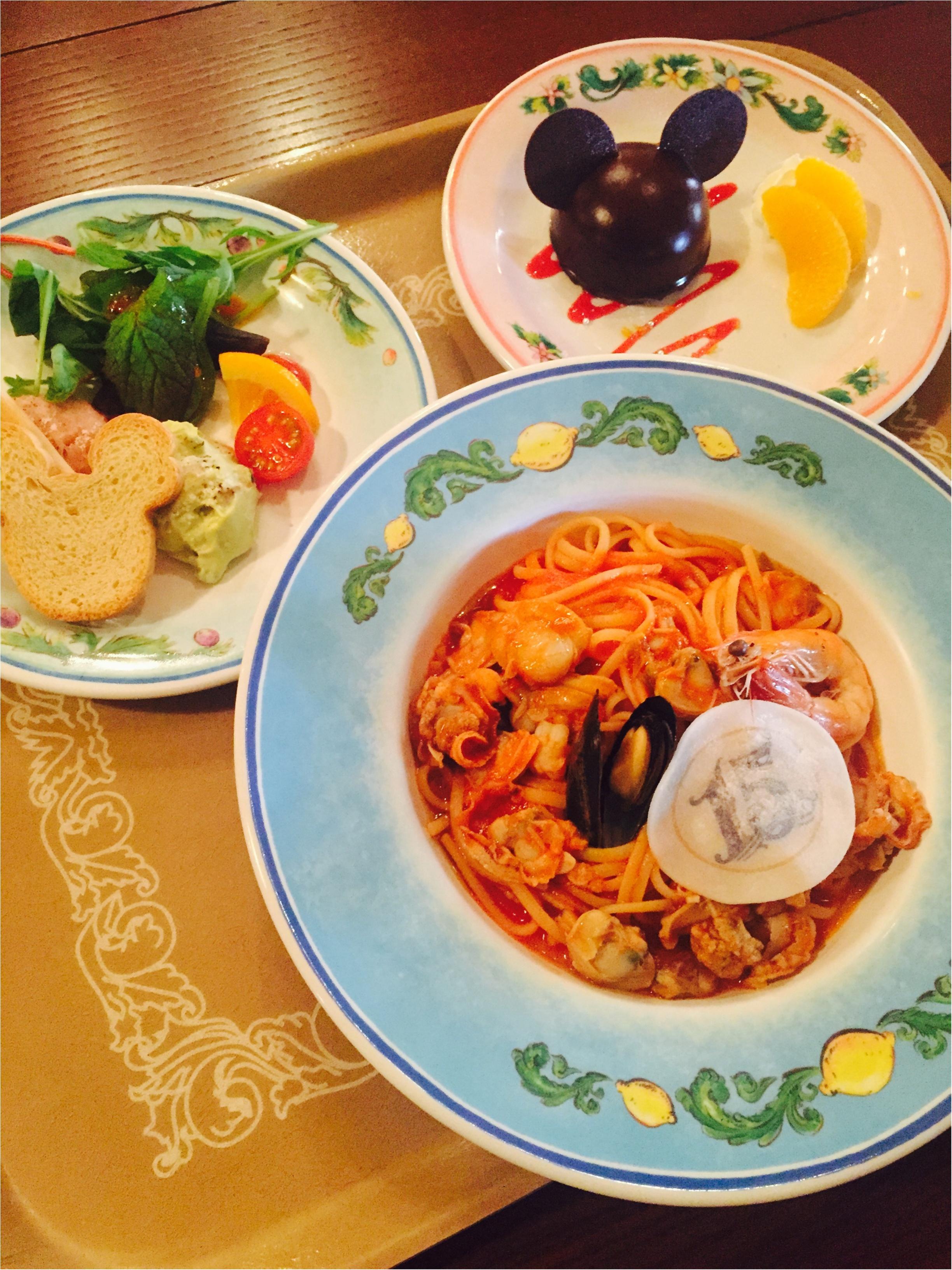 【東京ディズニーシー15周年】これは食べないと後悔するかも!? な限定フード3食!_3