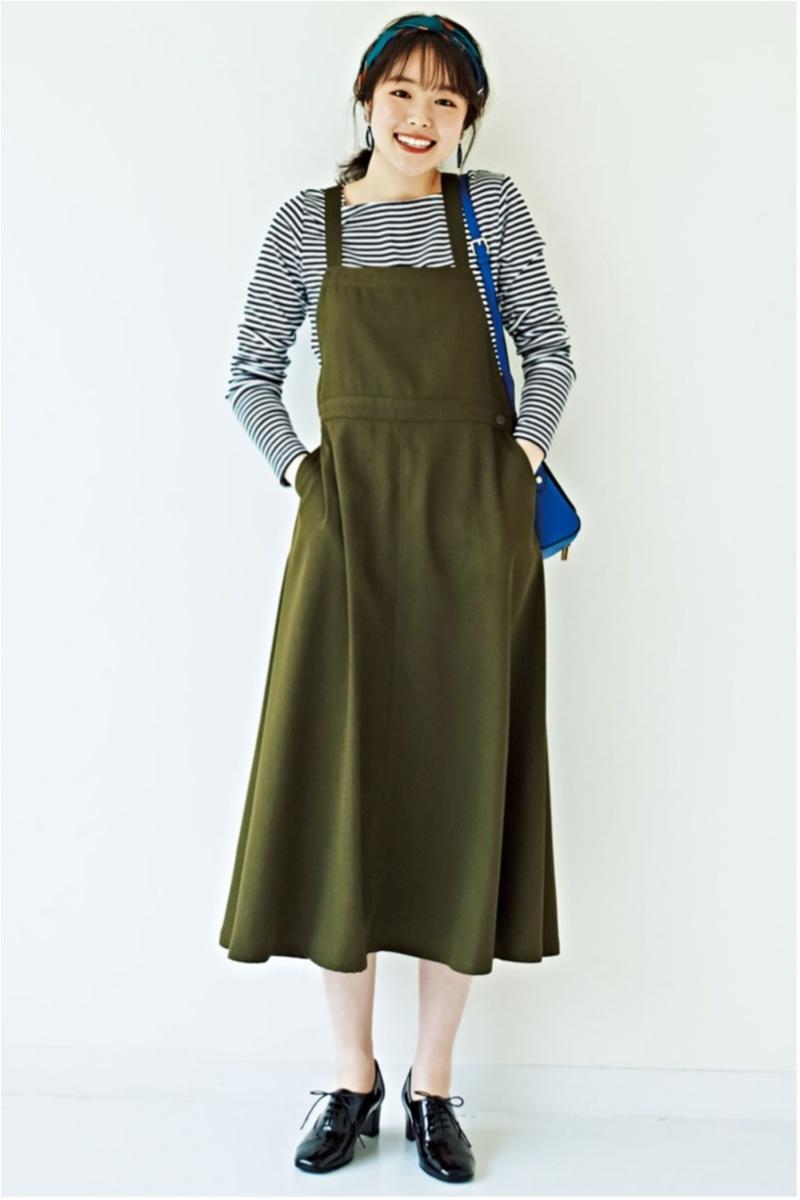 秋を感じ始める時季にぴったりな【秋色】コーデ20選  | ファッション_1_12