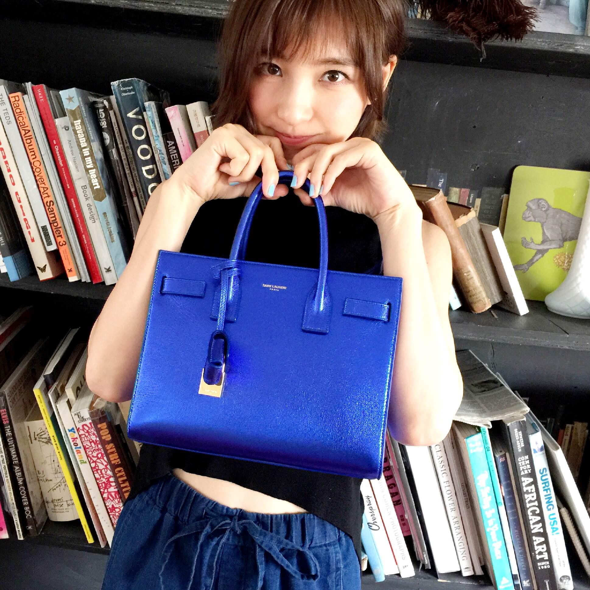 【コレ買っちゃいました!】麻里子の溺愛ミニバッグ♪_1