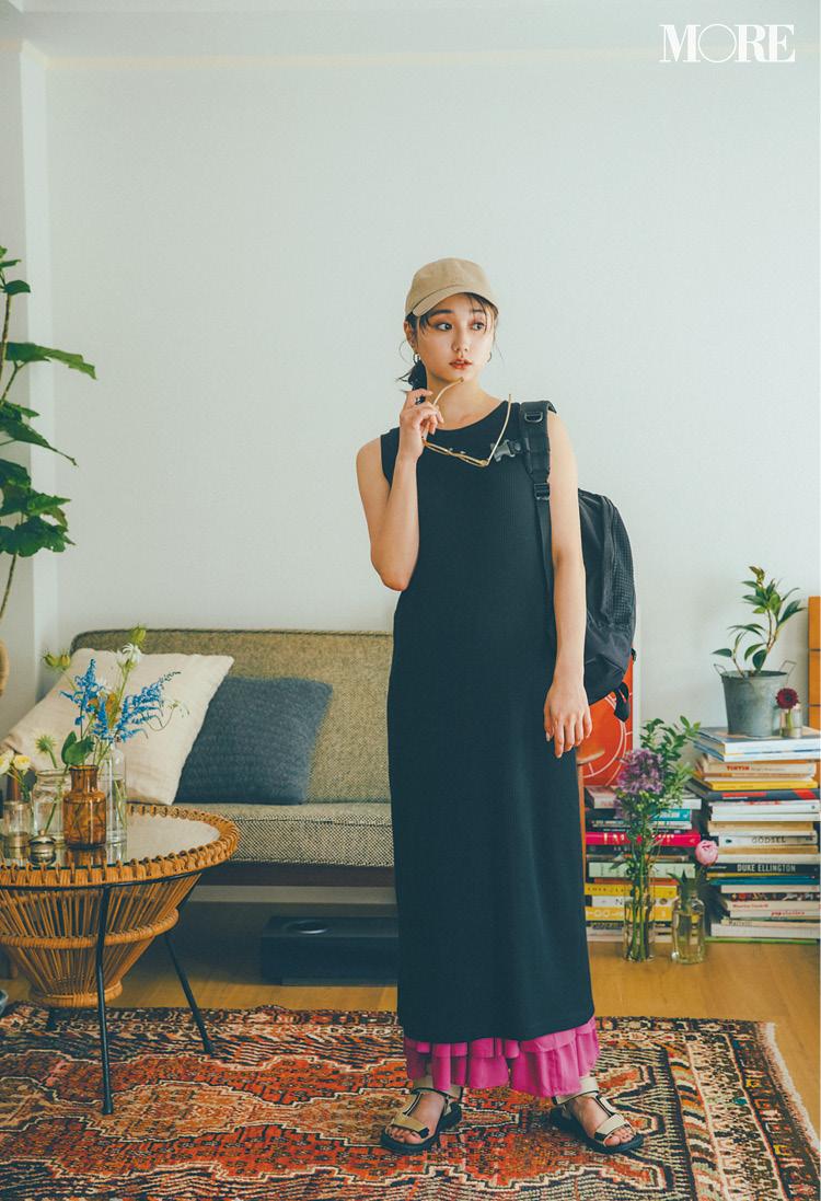 プチプラサンダル特集《2019春夏》- 人気のGU新作など6000円以下の可愛いサンダル_8