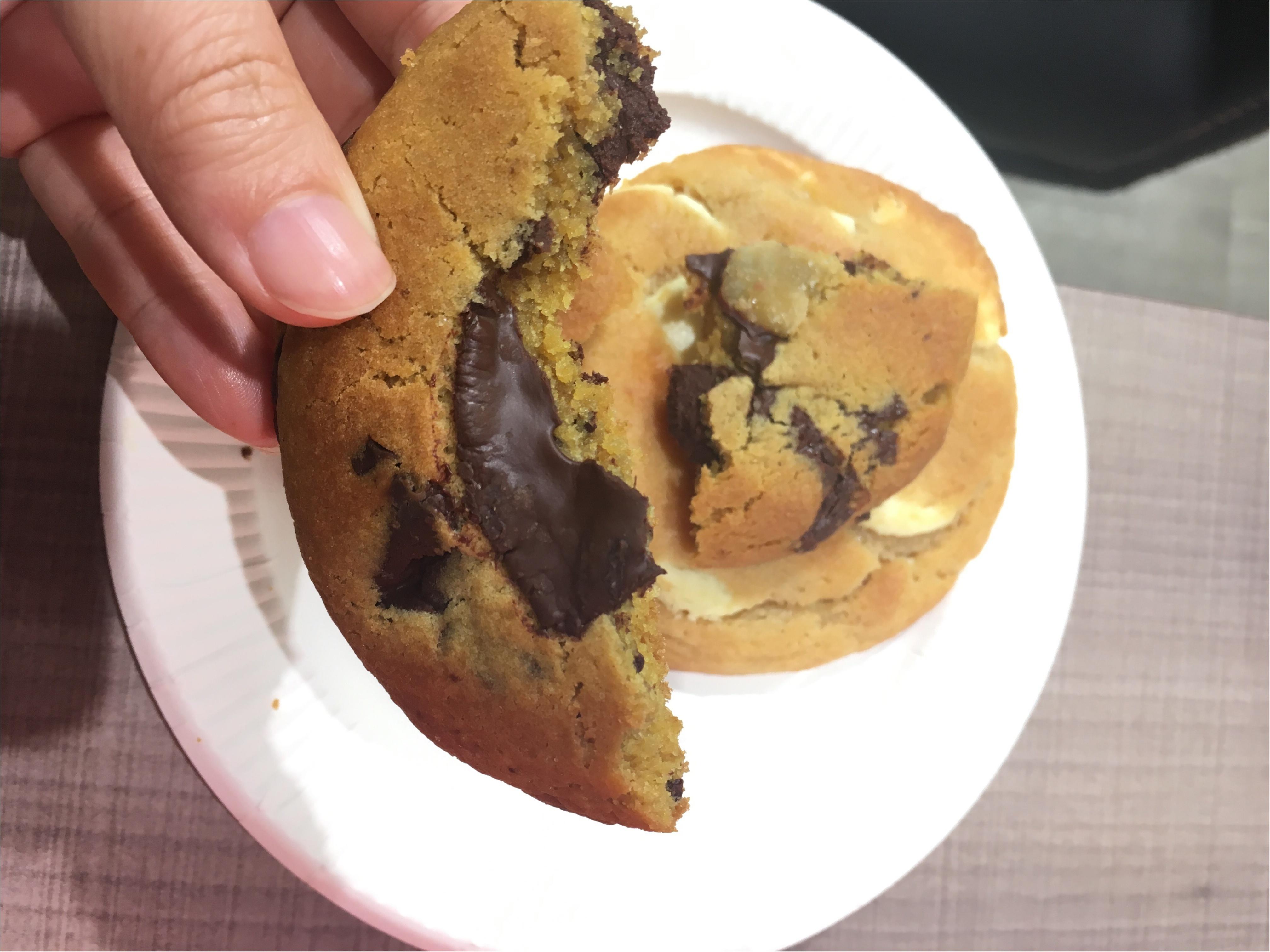 イギリス発人気クッキー専門店、Ben's cookiesたべてみました♡_4