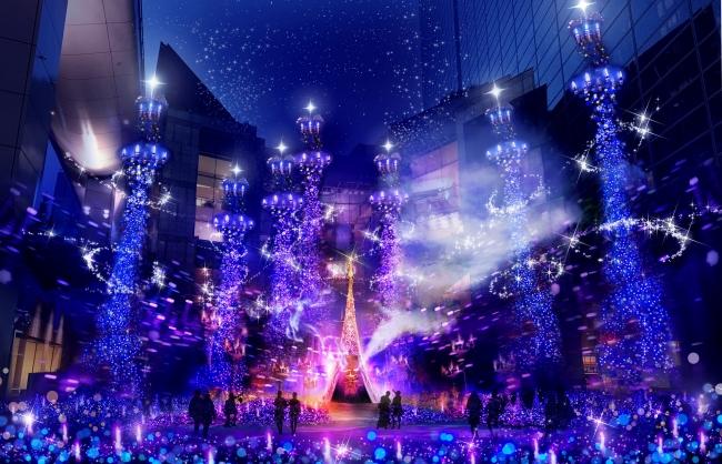 東京のおすすめイルミネーション2019 photoGallery_1_1
