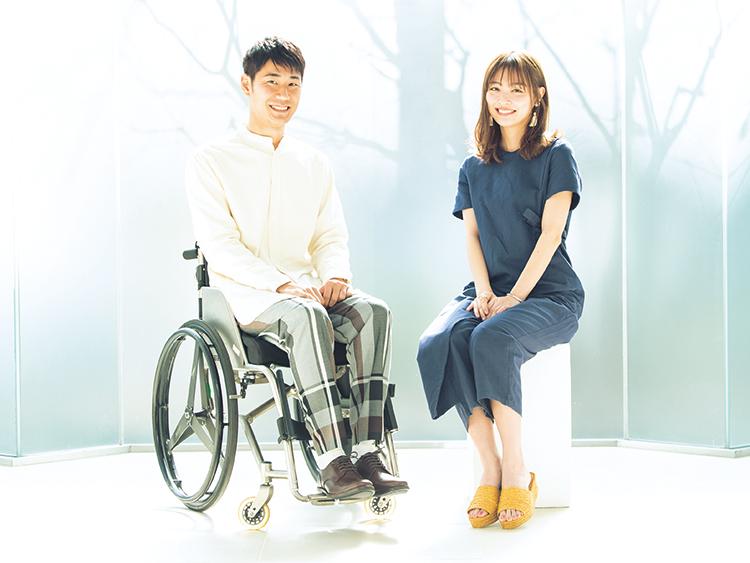 パラアーチェリーに挑戦☆上山友裕選手×内田理央Special Talk