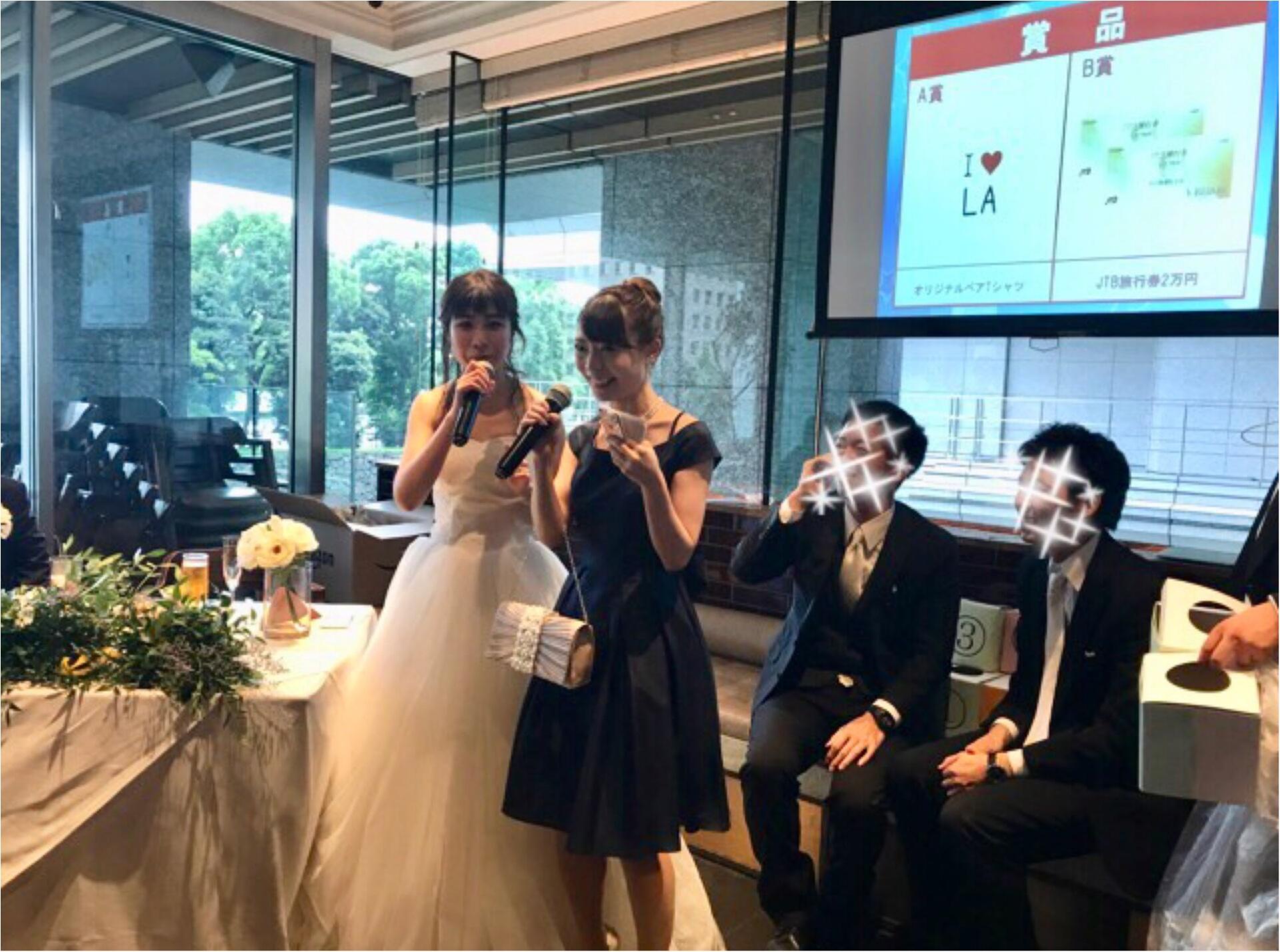 【二次会】Happy Wedding❤︎モアハピ部asuちゃんの結婚パーティに密着♡♡_3