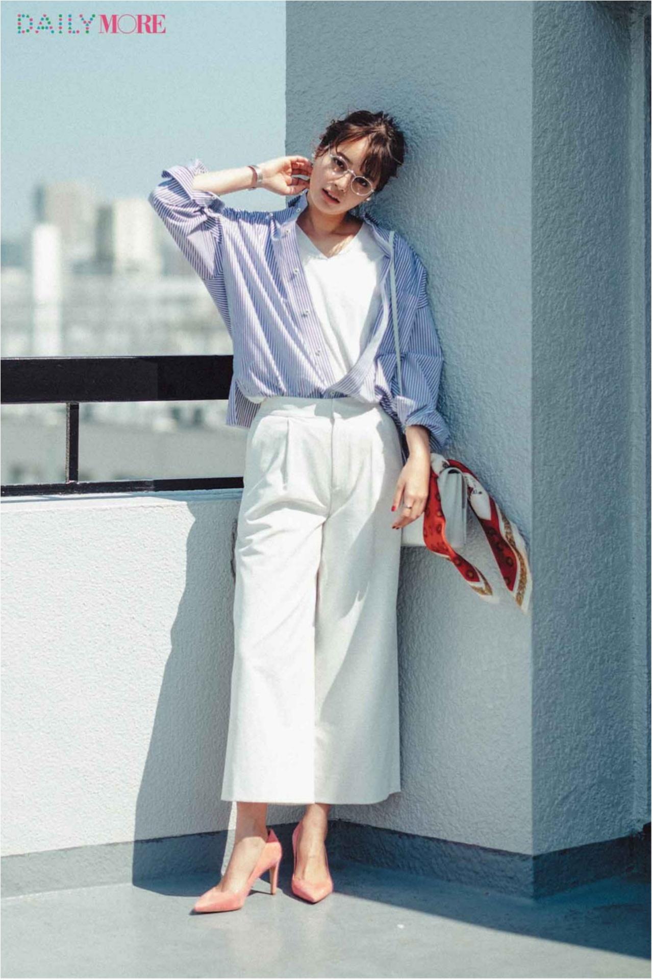 『ユニクロ』『GU』『しまむら』の白Tシャツ&内田理央のランジェリー人気が止まらない♡ 今週のファッション人気ランキングトップ3!_1_3
