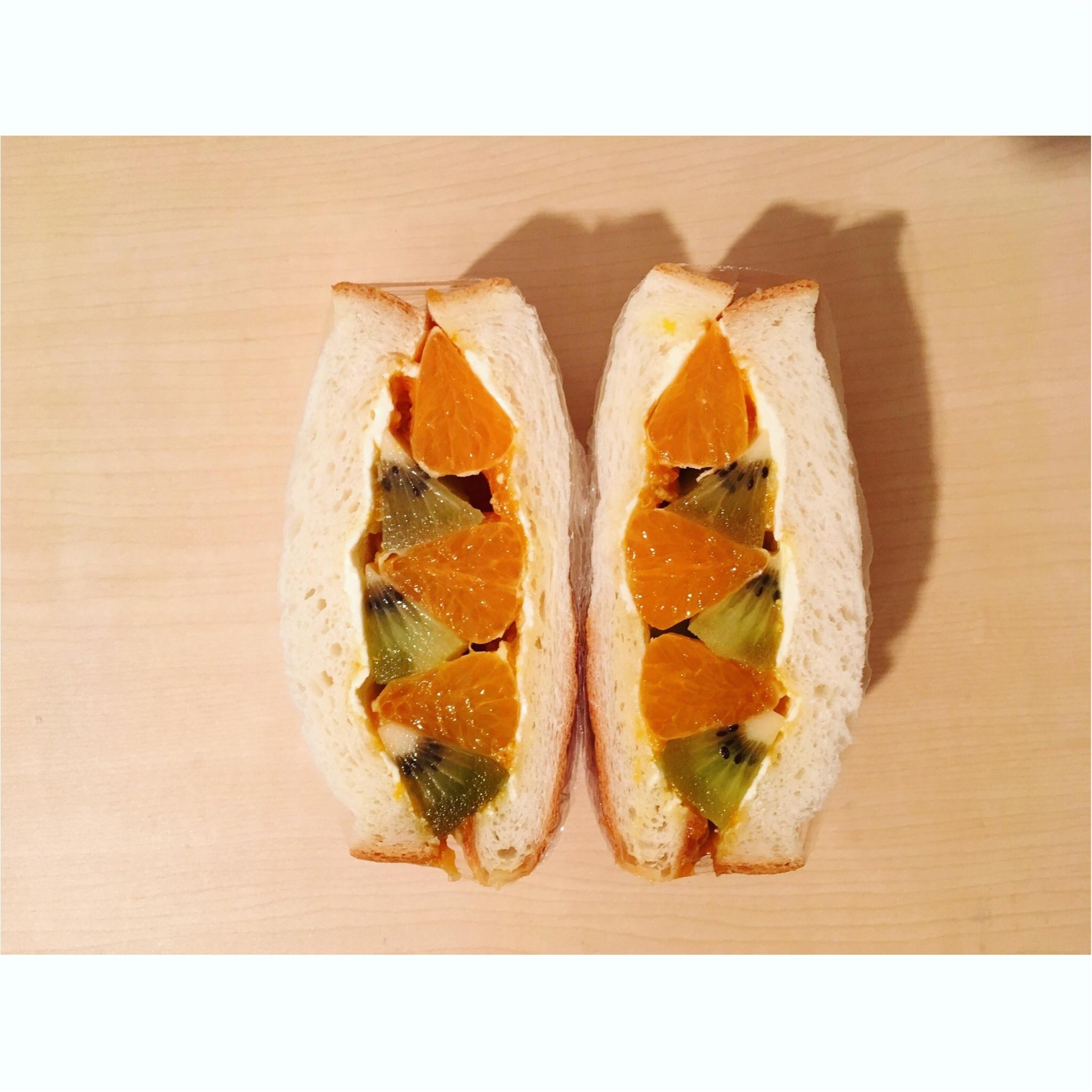 【料理▶朝ごパン☺】#萌え断シリーズ第3弾★オススメはる断サンド_3