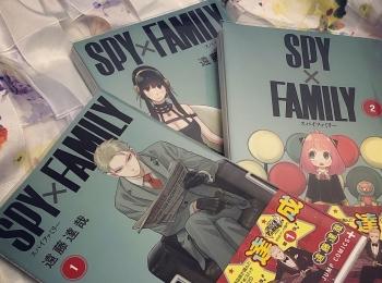 """次にくるマンガはコレ!気になる作品""""SPY×FAMILY""""を大人買い♡"""
