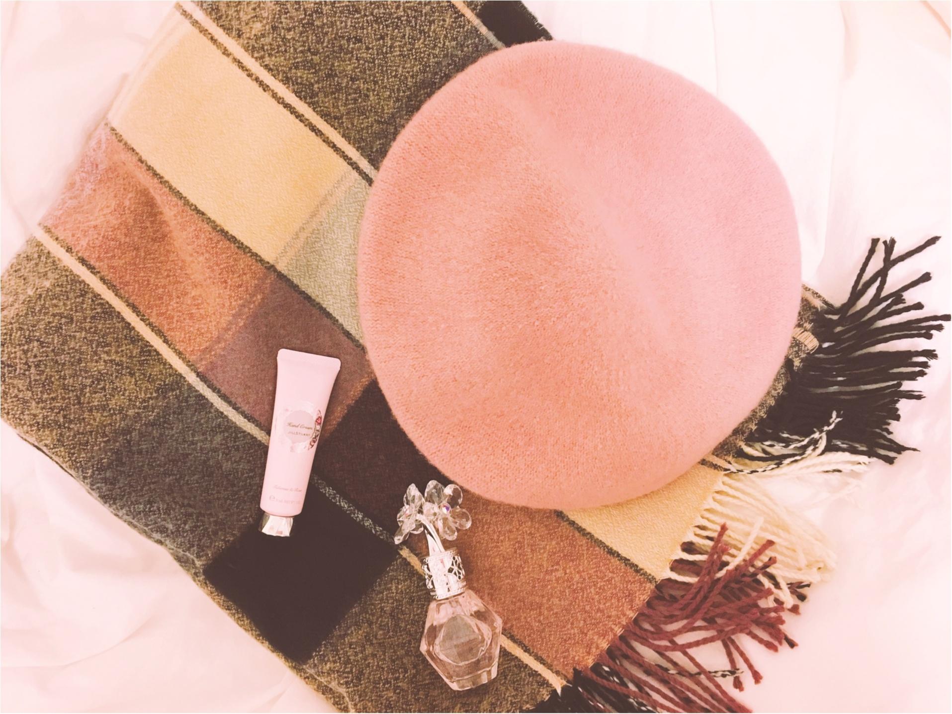 【GU(ジーユー)】今期トレンドのベレー帽を取り入れたコーデ♡_1