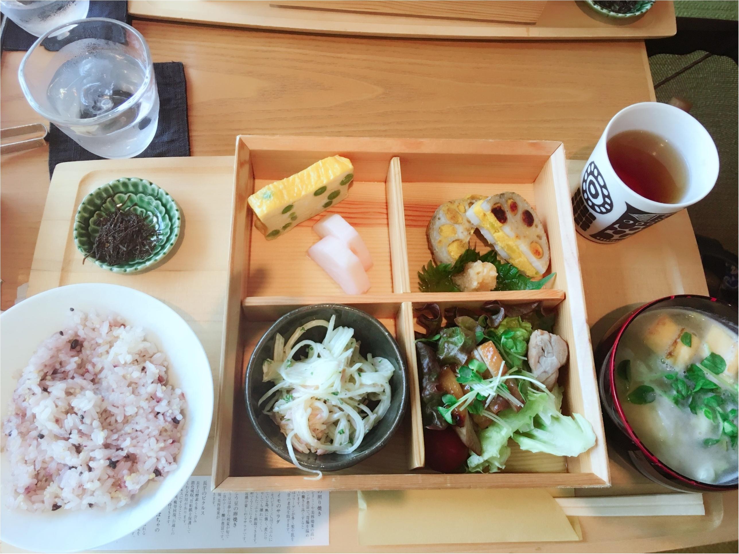 体に優しい旬のお料理が食べれる!和食、黒船へ!_2