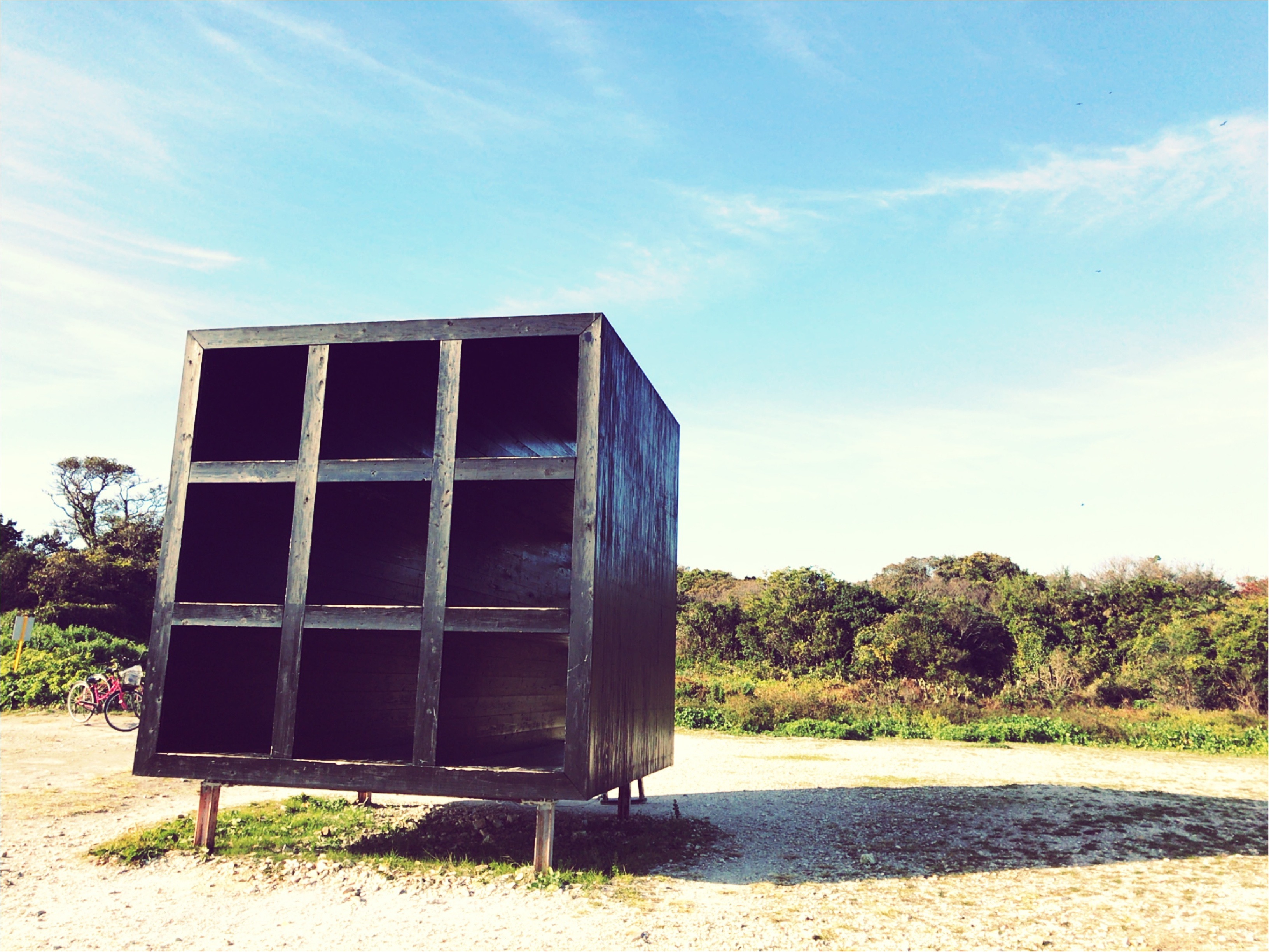 アートの島、佐久島でゆったりお散歩アート_2