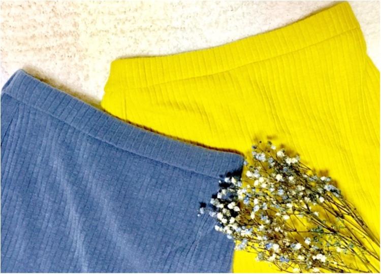 【GU】ついに登場!冬コーデにぴったりな《優秀プチプラスカート》がカラフルで可愛い❤️_2