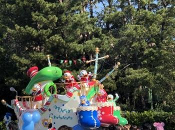 〈ディズニーランド*クリスマスディズニー2019〉①