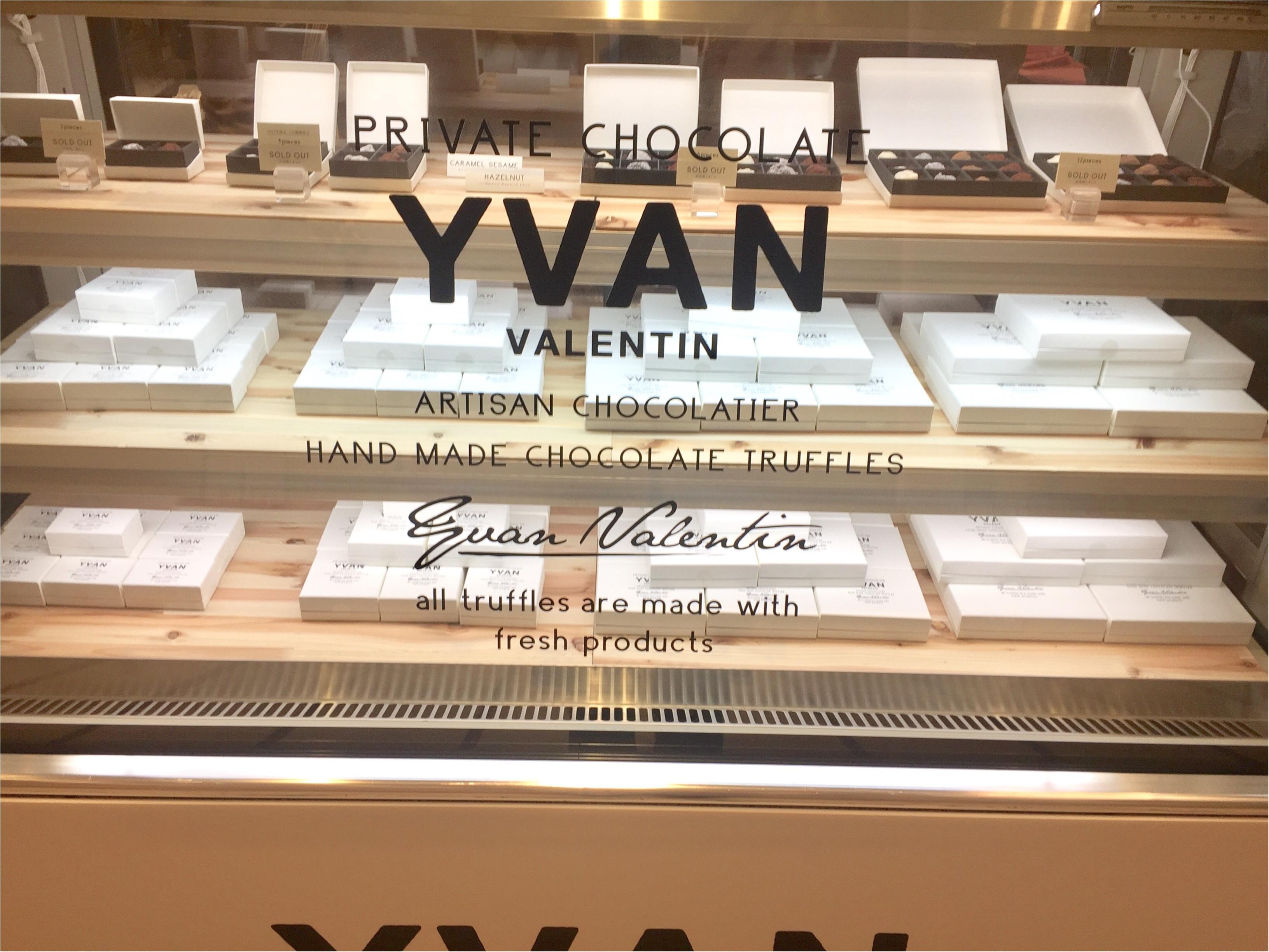 【FOOD】今年の本命チョコはこれ!知る人ぞ知る、幻のチョコレート♥︎「YVAN」_5