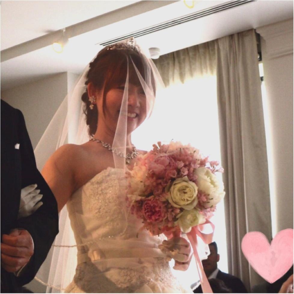 世界一「姫!」な花嫁さん♡ももえちゃん結婚式レポ♡_6