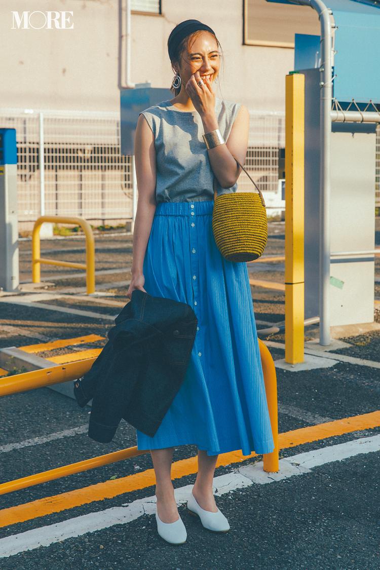 気温30度を超えた日に着たいコーデ《2019年版》| 20代レディースファッション_7