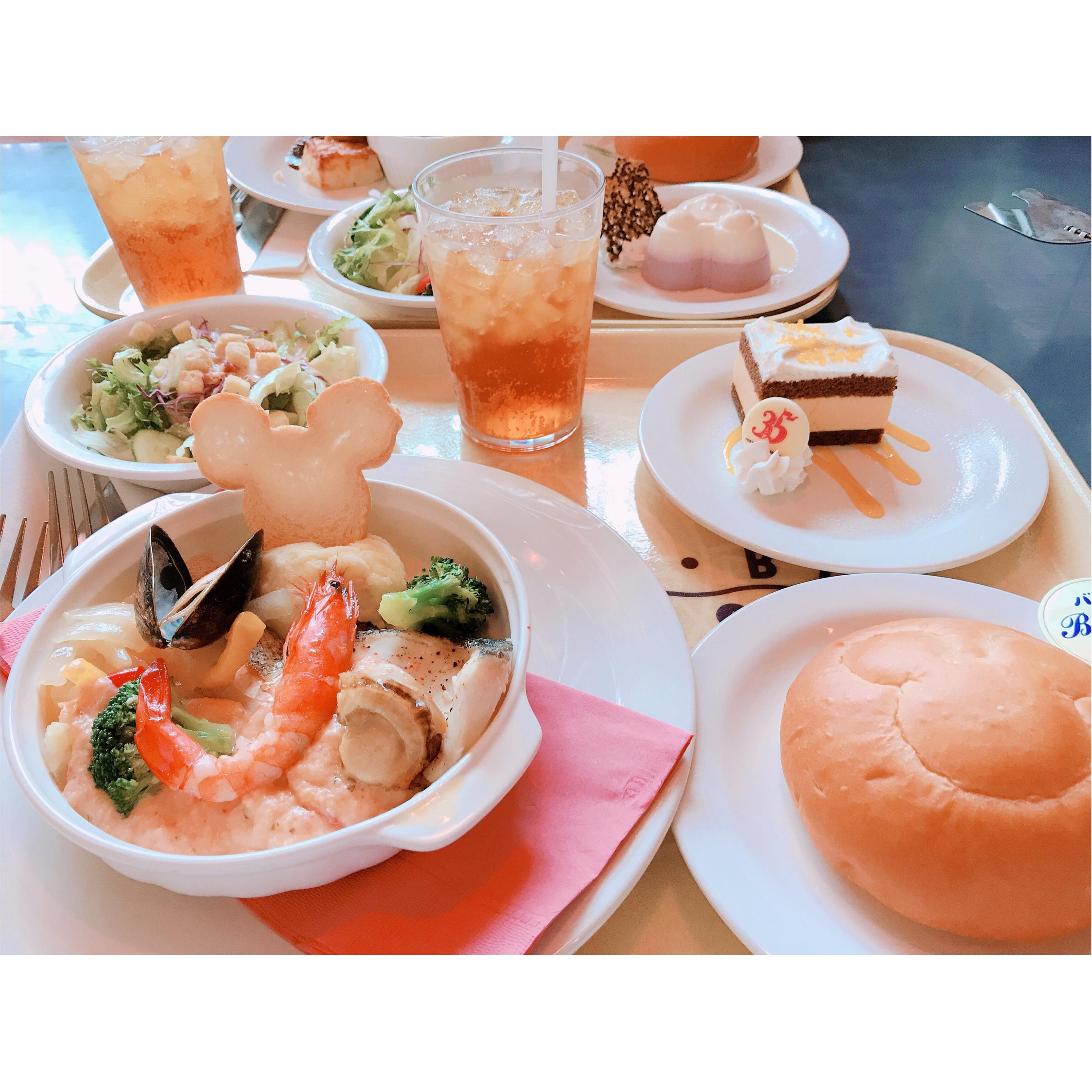 【大人気!】TDSのキャラクターに会えるレストラン♡_4