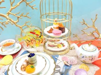 """""""Chestyカフェ""""こと『Ch Tea Room Kobe』の、リゾート感溢れるアフタヌーンティーを楽しまなくっちゃ♡"""