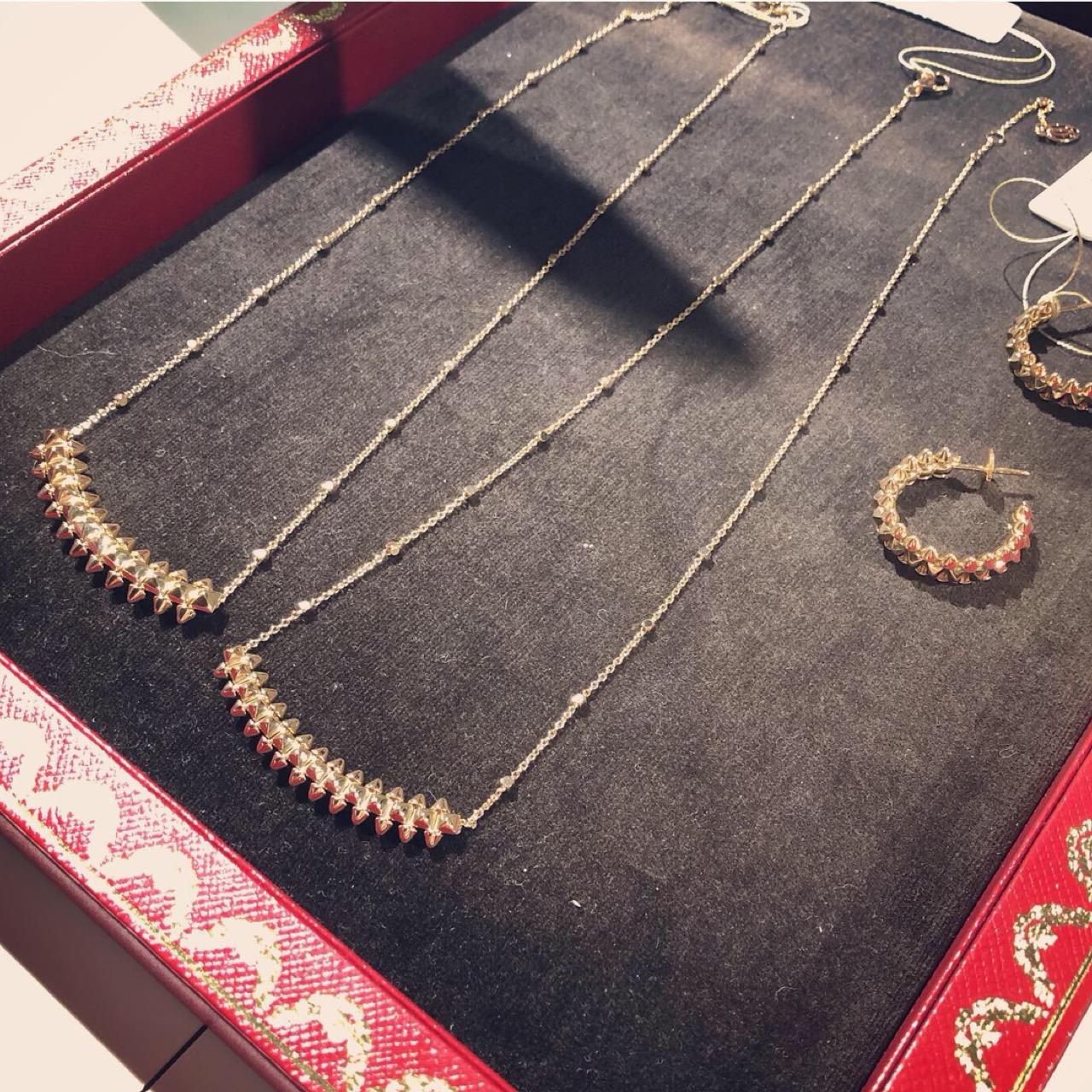 """<5/26まで!>カルティエの新作ジュエリーコレクション""""CLASH DE Cartier""""期間限定ポップアップイベントへ行ってきました!♡_4"""