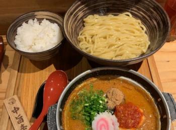 【東京だけど福岡!】1人でも入りやすい♡めんたいつけ麺