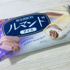 2月12日よりついに関東圏にて発売✌︎★大人気『ルマンドアイス』早速食べちゃいました❤︎